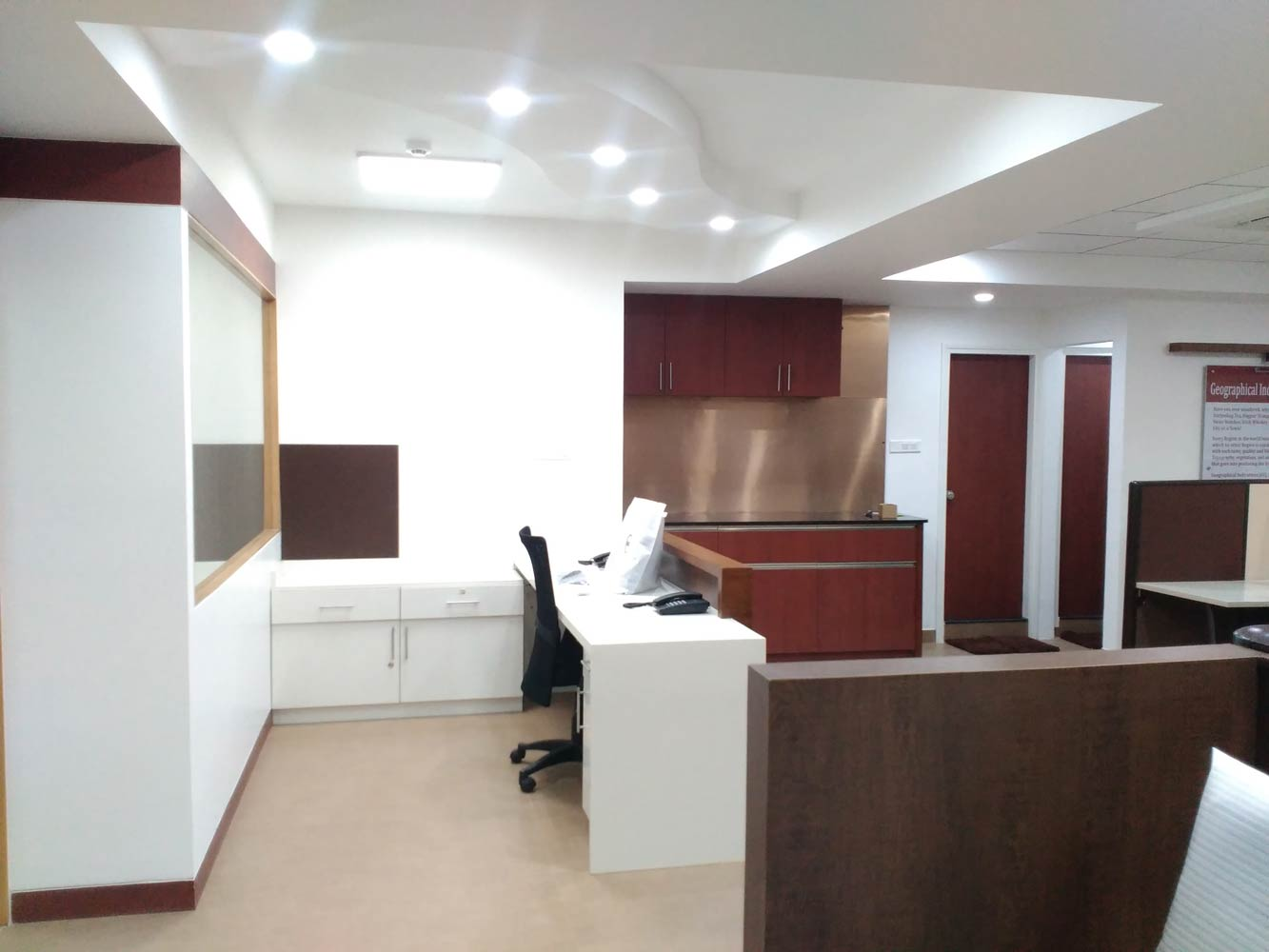 budget Office Interior in Bangalore